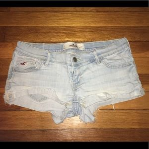 Hollister Co. Low Rise Shorts